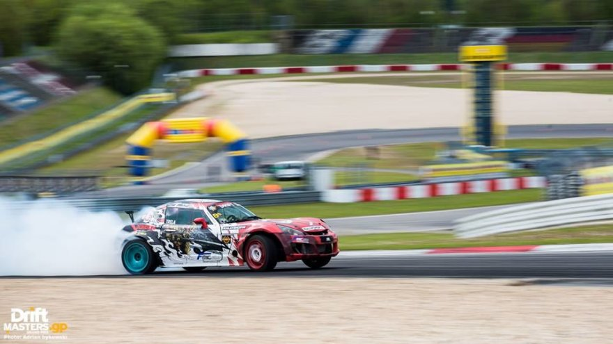 """""""Drift Masters GP"""" varžybos Vokietijoje"""