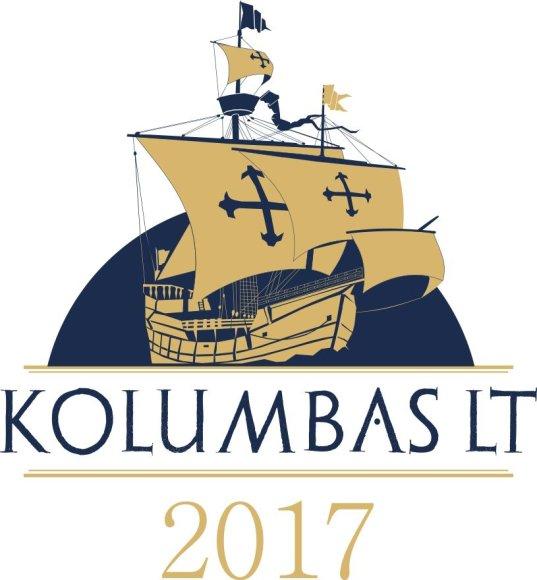 Kolumbas LT 2017 logotipas
