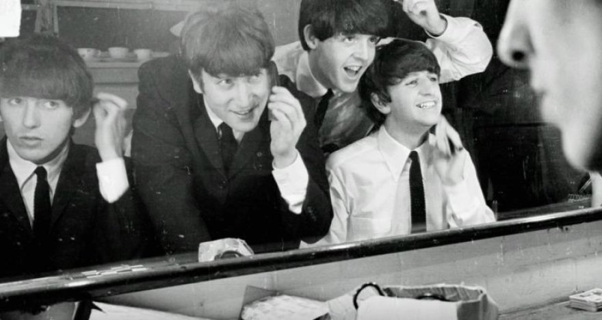 "Kadras iš filmo ""The Beatles: Eight Days a Week – The Touring Years"""
