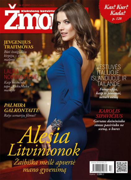 Alesia Litvinionok