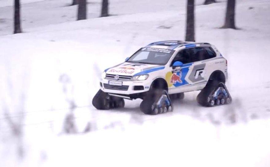 """""""Volkswagen Snowareg"""""""