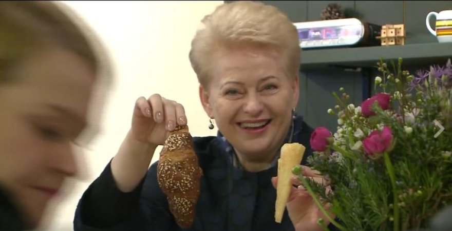 D.Grybauskaitės gimtadienis
