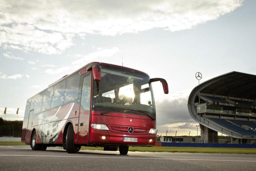 """Mercedes-Benz Tourismo K"""