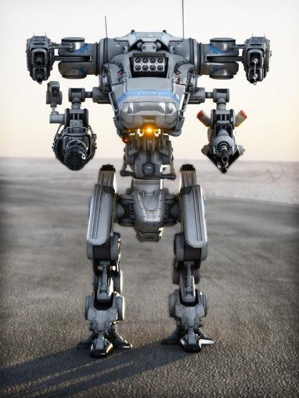 Ginkluotas robotas