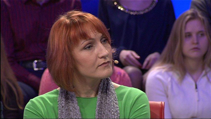 Iljos Aksionovo mama Natalija