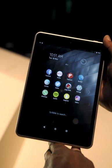 Nokia pristatė naują produktą – planšetinį kompiuterį N1