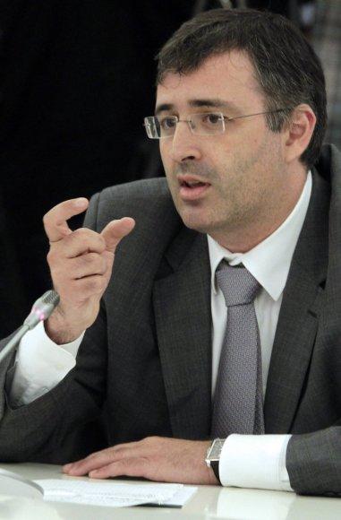 Rusijos ekonomistas Sergejus Gurijevas
