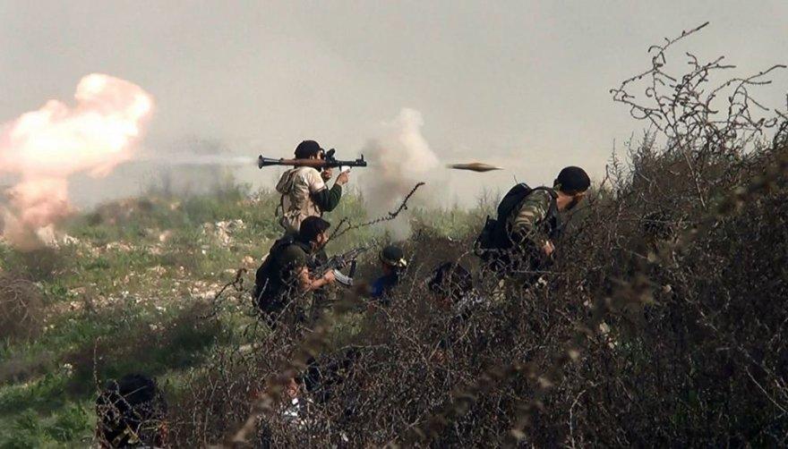 Susišaudymas Sirijoje