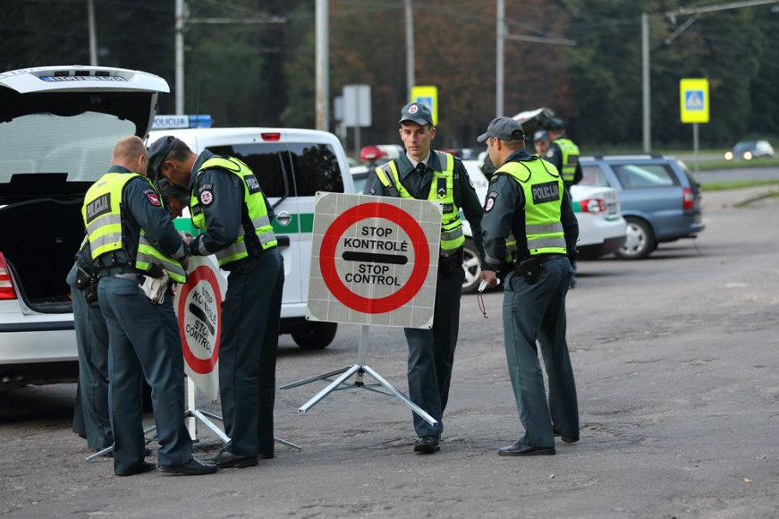 Kauno policija