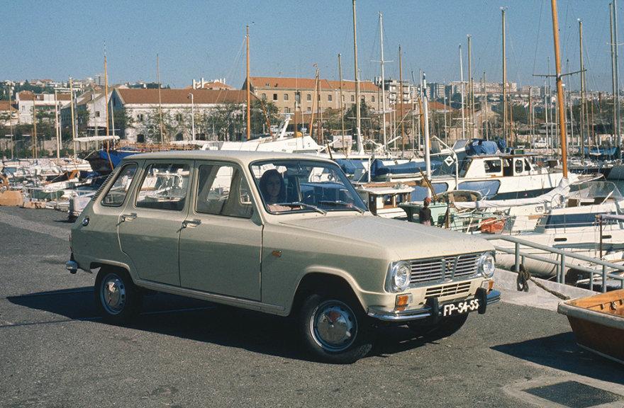 "1983 m. ""Renault 6"""