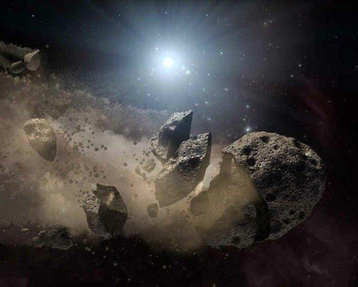 Subyrantis asteroidas