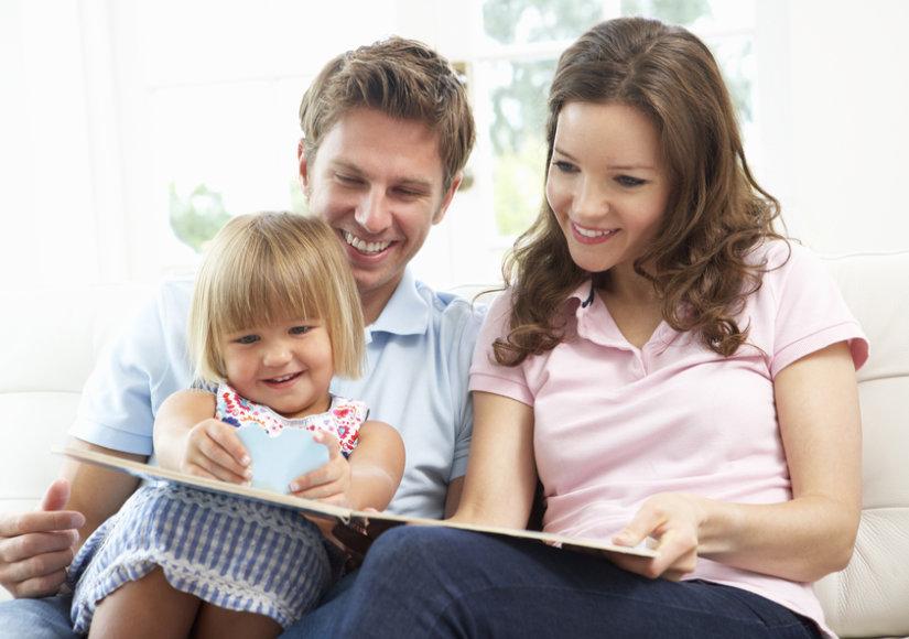 Ar esate griežti tėvai?