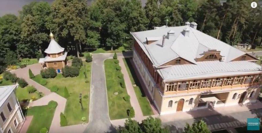 D.Medvedevo vila