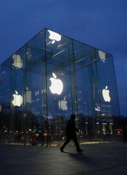 """Apple"" logotipas"