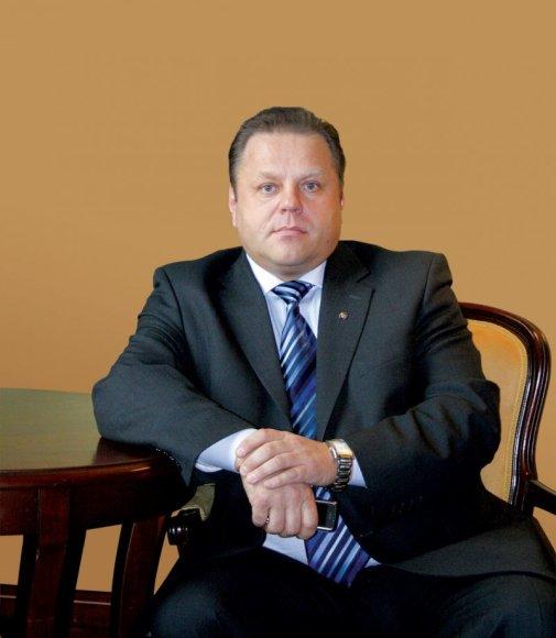 Naujai trejų metų kadencijai išrinktas Lietuvos golfo federacijos prezidentas R. Dovidaitis