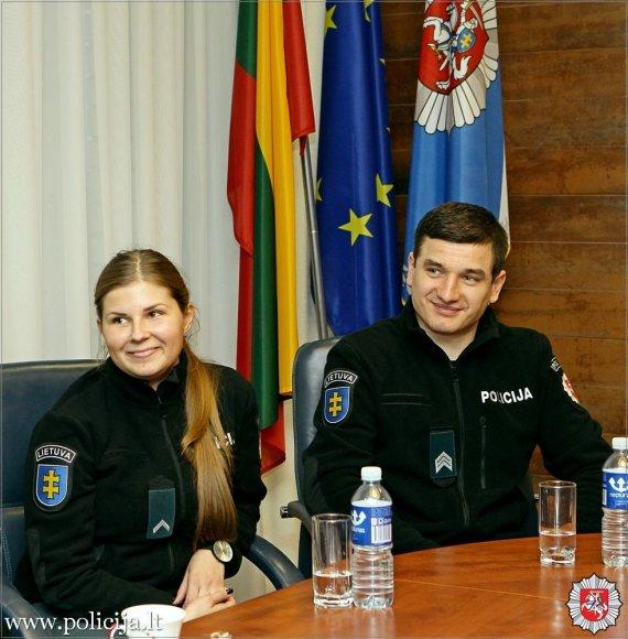 Vilija Luckutė ir Dovydas Venckauskas