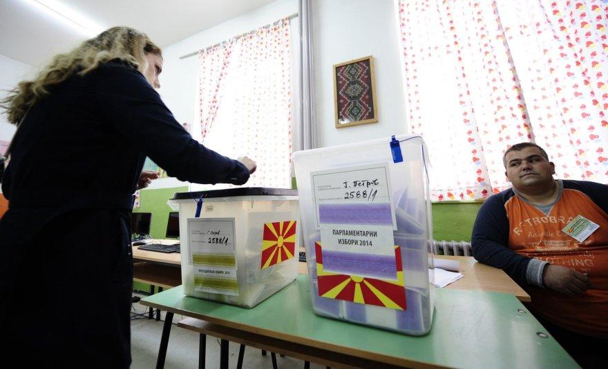 Rinkimai Makedonijoje