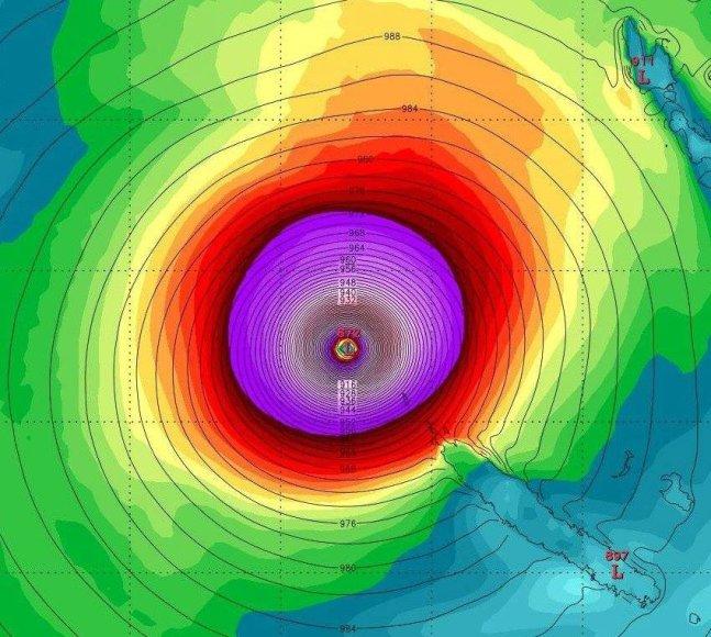 Tropinis ciklonas Pam