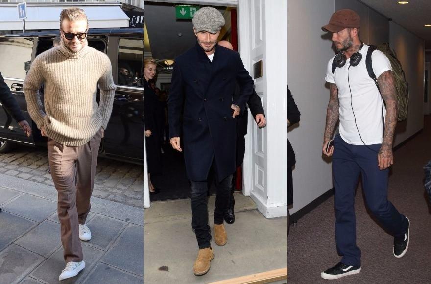 Davido Beckhamo stilius