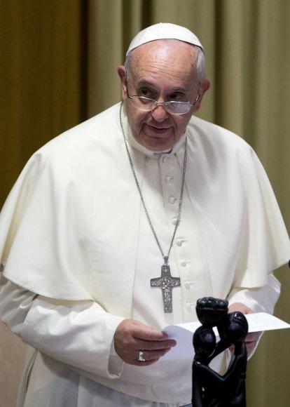 Popiežius Pranciškus Vatikano vyskupų sinode