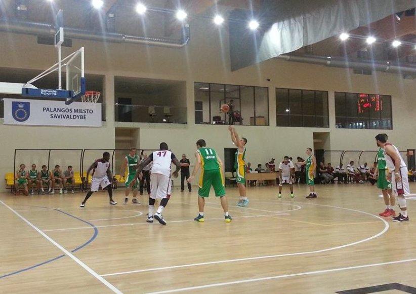 """""""Zanavykas"""" įveikė Kataro krepšinio rinktinę"""