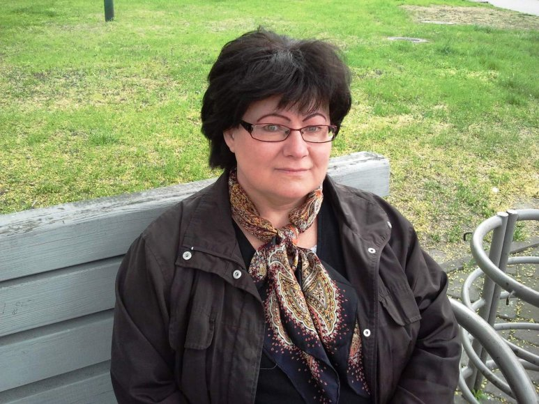 Klaipėdietė, penkių vaikų mama Regina Švelkaitienė