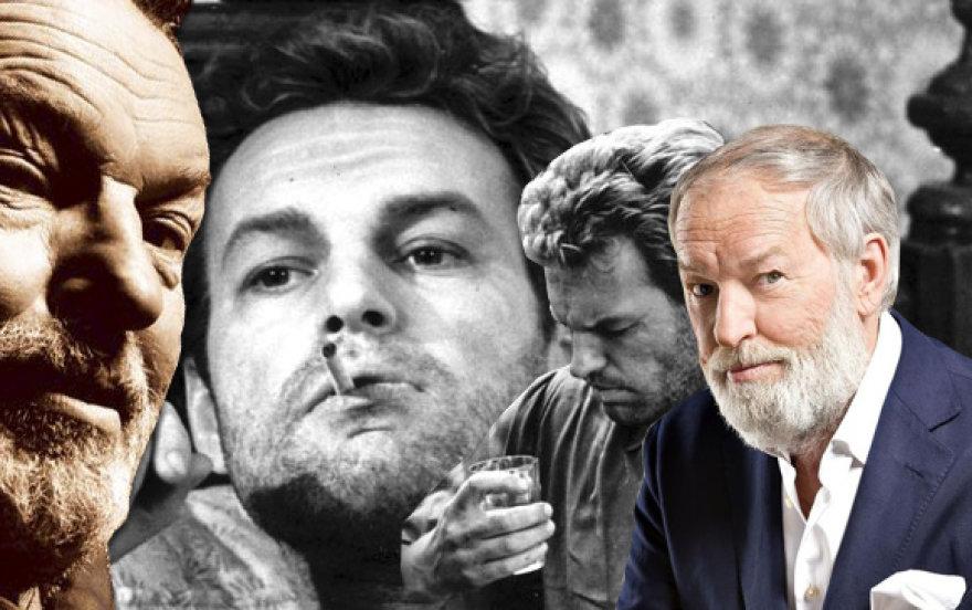 Aktorius Regimantas Adomaitis: anksčiau ir dabar