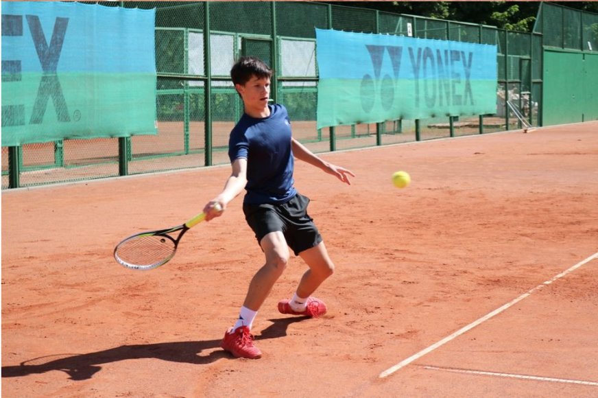 """""""Toyota Cup"""" teniso turnyras Šiauliuose"""