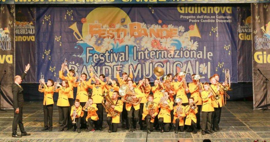 "Orkestras ""Jovaras"" Italijoje"