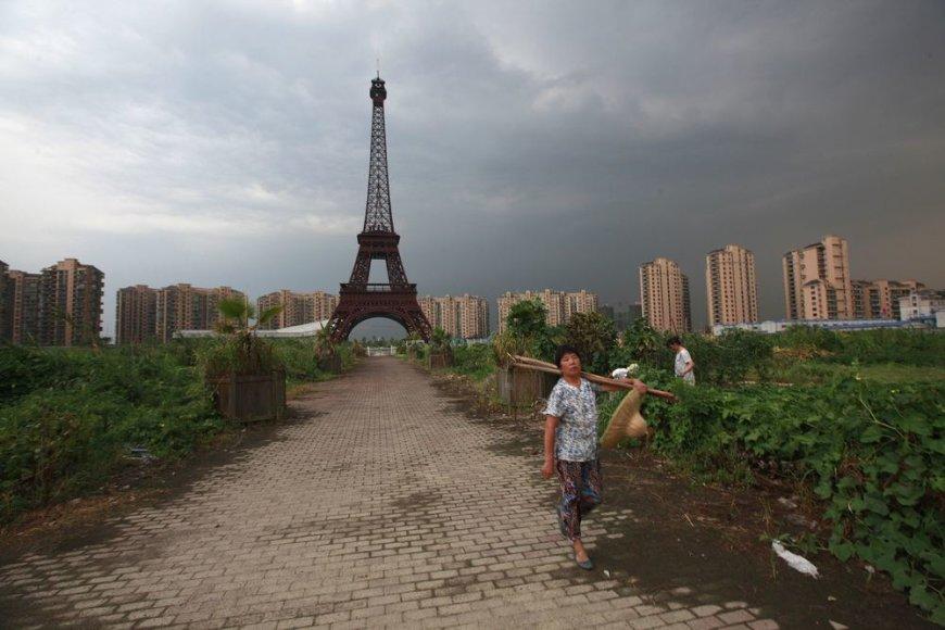 Kiniškas Paryžius – Tiandučengas