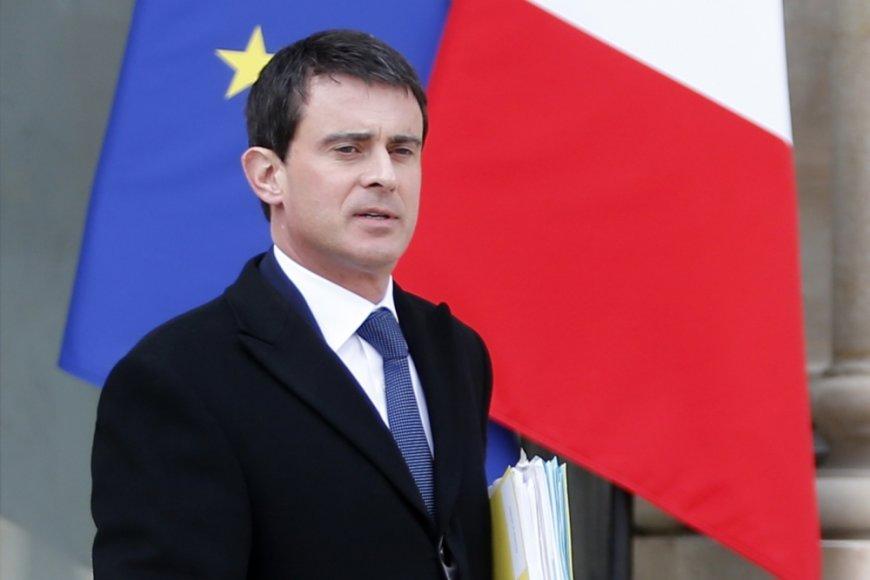 Naujasis Prancūzijos premjeras Manuelis Vallsas