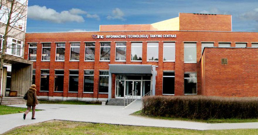 VU Informacinių technologijų taikymo centras