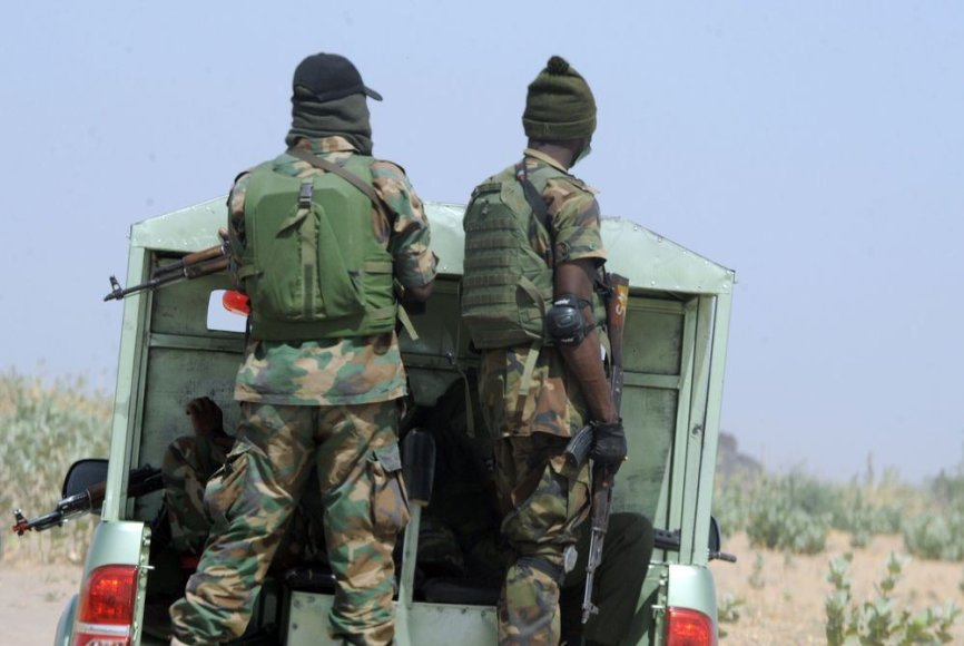 Smurtas Nigerijoje
