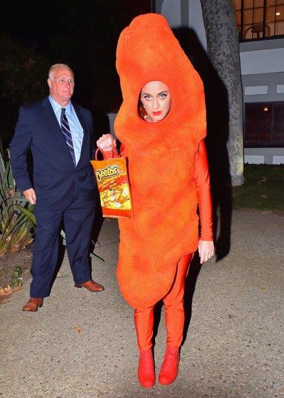 Katy Perry Helovino kostiumas