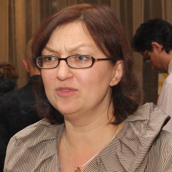 """Galina Timčenko, """"Lenta.ru"""" vyriausioji redaktorė"""
