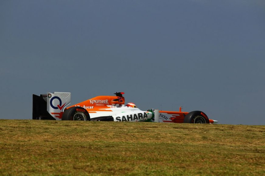 """Force India"" bolidas"