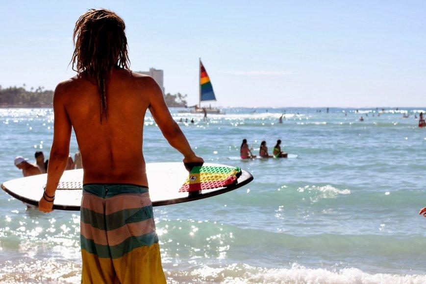 Havajai – tarsi iš filmo