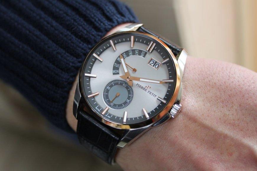Renkamės laikrodį: pagal žmogų, kainą, mechanizmą ir...
