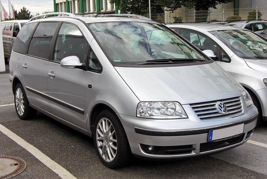 """Volkswagen Sharan"""
