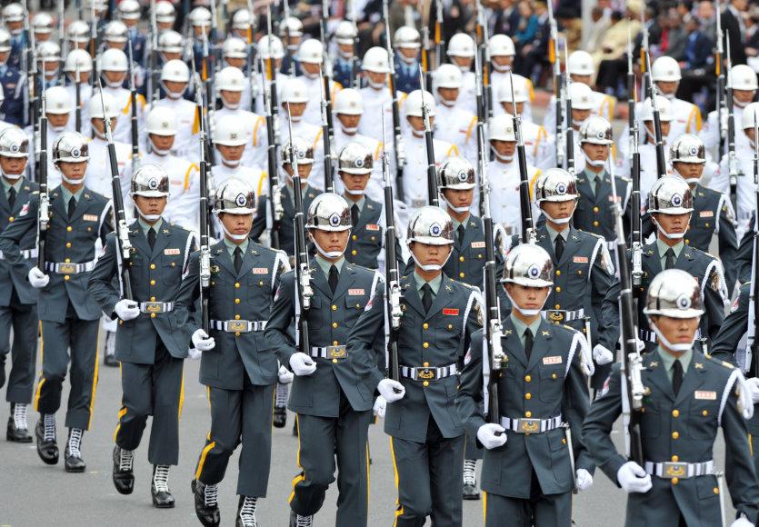 Taivano kariai