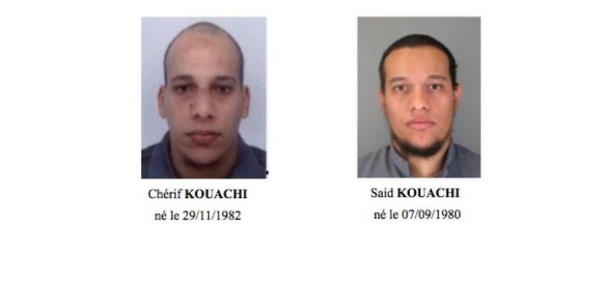 Chérifas ir Saidas Kouachi