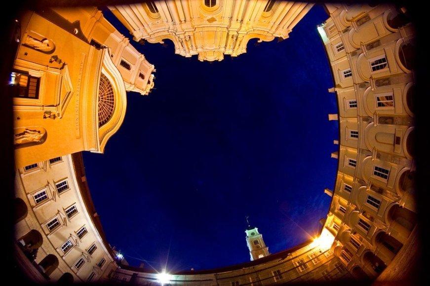 Vilniaus universitetas – vienas seniausių universitetų Rytų Europoje