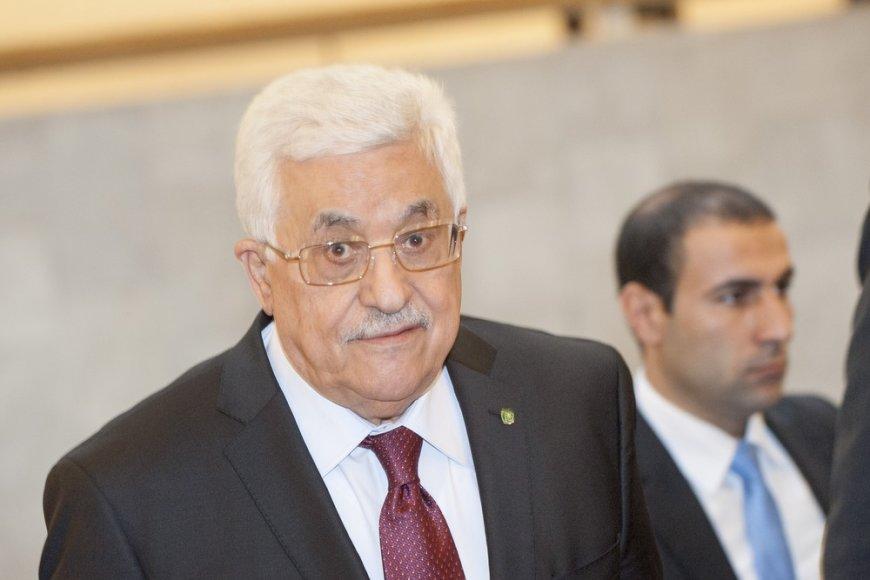 Palestinos prezidentas Mahmudas Abbasas