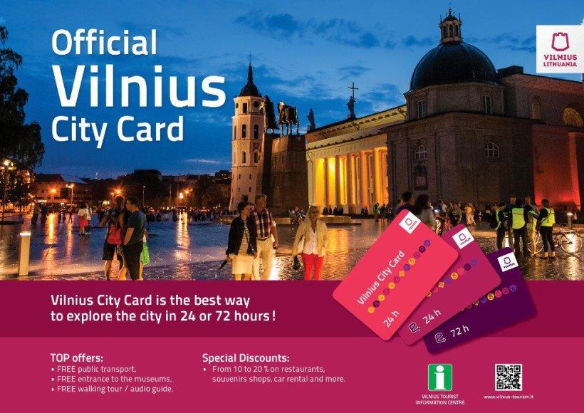 Vilniaus miesto kortelė