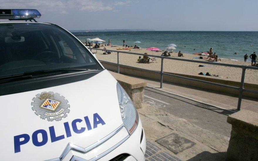 Maljorkos policija