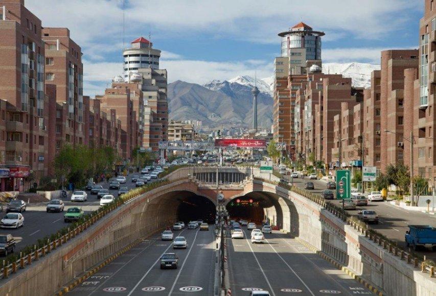 Tohid tunelis Teherane