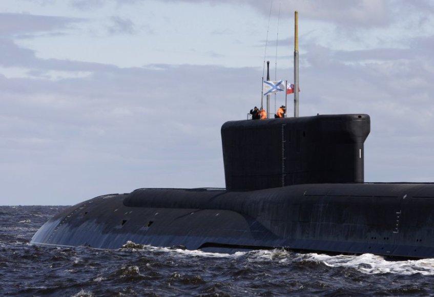 Povandeninis laivas, pavadintas Jurijaus Dolgorukis vardu
