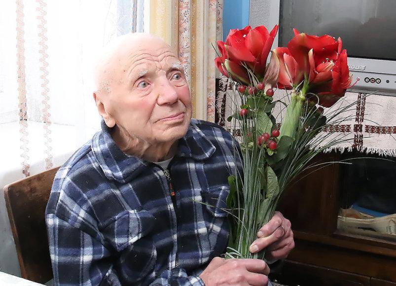 Seniausias Kaune gyvenantis vyras – Stasys Grigas