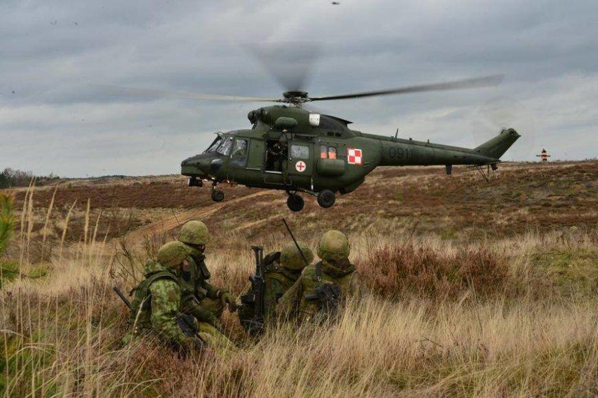 Lenkijos kariuomenė turi kuo didžiuotis
