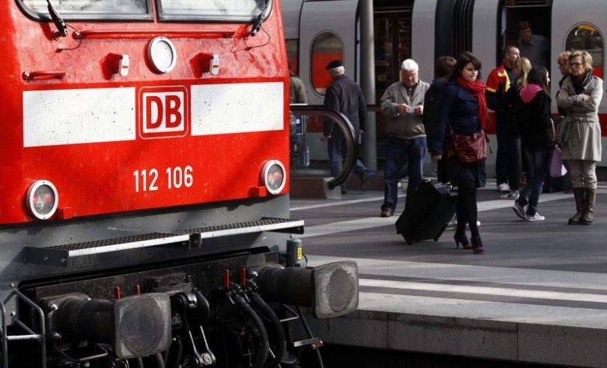 Vokietijos geležinkeliai